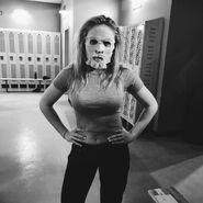 BTS 1x01 eXposed Natalie Alyn Lind 'Hannibal Lecter'