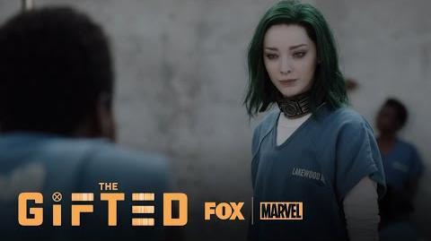 Lorna Makes Her Way To The Prison Yard Season 1 Ep