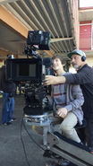 BTS 1x01 eXposed Percy Hynes White camera