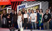 SDCC Comic Con 2017 - Stephen Moyer, Amy Acker, Natalie Alyn Lind, Percy Hynes White, Blair Redford, Jamie Chung, Sean Teale, Emma Dumont, Coby Bell (3)