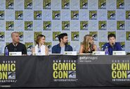 SDCC Comic Con Panel 2017 - Coby Bell, Jamie Chung, Sean Teale, Amy Acker, and Stehpen Moyer