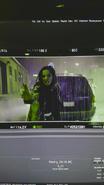BTS 1x01 eXposed Emma Dumont on camera