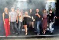 SDCC Comic Con 2017 - Stephen Moyer, Amy Acker, Natalie Alyn Lind, Percy Hynes White, Blair Redford, Jamie Chung, Sean Teale, Emma Dumont, Coby Bell (4)