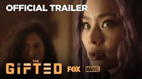 Comic-Con 2018 Official Trailer THE GIFTED Season 2 THE GIFTED