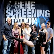 SDCC Comic Con Screening Station 2017 - Stephen Moyer, Amy Acker, Natalie Alyn Lind, Blair Redford, Jamie Chung, Emma Dumont, Coby Bell
