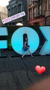 LA Screenings Gala 2017 Emma Dumont 20th Century FOX
