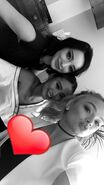 Fox Promotion Executive Conference 2017 Natalie Alyn Lind, Jamie Chung, and Emma Dumont