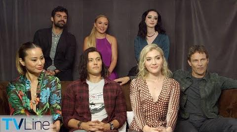 'The Gifted' Cast Previews Season 2 Comic-Con 2018 TVLine