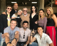 SDCC Comic Con 2017 - Stephen Moyer, Amy Acker, Natalie Alyn Lind, Percy Hynes White, Blair Redford, Jamie Chung, Sean Teale, Emma Dumont, Coby Bell, and Stan Lee