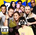 SDCC Comic Con 2017 - Stephen Moyer, Amy Acker, Natalie Alyn Lind, Percy Hynes White, Blair Redford, Jamie Chung, Sean Teale, Emma Dumont, Coby Bell (2)