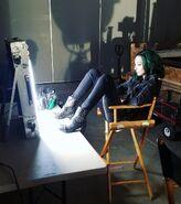 BTS 1x05 Boxed In Emma Dumont 'Polaris chillin'