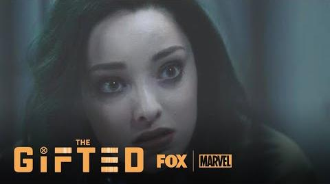 Polaris Rejects Reed's Apology Season 1 Ep. 4 THE GIFTED