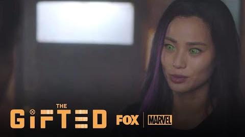 Blink & Thunderbird Have An Intimate Conversation Season 1 Ep. 4 THE GIFTED