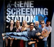SDCC Comic Con Screening Station 2017 - Stephen Moyer, Amy Acker, Natalie Alyn Lind, Blair Redford, Jamie Chung, Sean Teale, Emma Dumont, Coby Bell