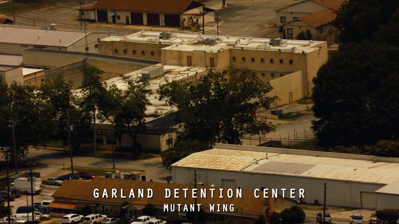 Garland Detention Center