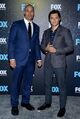 Upfronts 2017 Blair Redford and Coby Bell