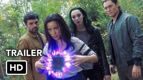 The Gifted Season 1 Sizzle Reel Trailer (HD)-1
