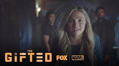 Lauren Uses Her Powers To Close Blink's Portal Season 1 Ep