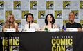 SDCC Comic Con Panel 2017 - Natalie, Alyn Lind, Blair Redford, Emma Dumont, and Coby Bell