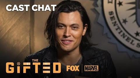 UnboXed Blair Redford & Jamie Chung THE GIFTED
