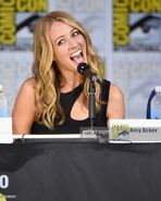 SDCC Comic Con 2017 - Amy Acker at panel