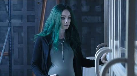 The Gifted Season 2 Premiere Check Out Polaris' Surprising Maternity Ward