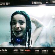 BTS 1x02 rX Emma Dumont shower scene