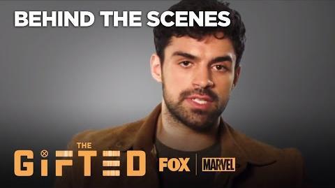 Season 2 Inside Look THE GIFTED