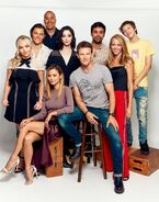 Exclusive Portrait - Stephen Moyer, Amy Acker, Natalie Alyn Lind, Percy Hynes White, Blair Redford, Jamie Chung, Sean Teale, Emma Dumont, Coby Bell-