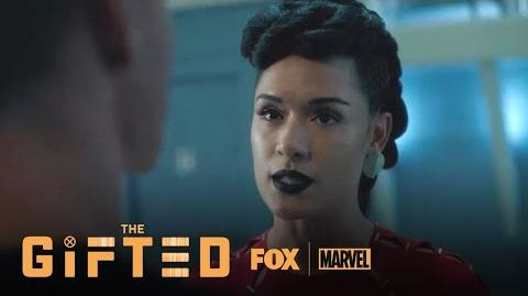 The Inner Circle Trains New Mutants Season 2 Ep