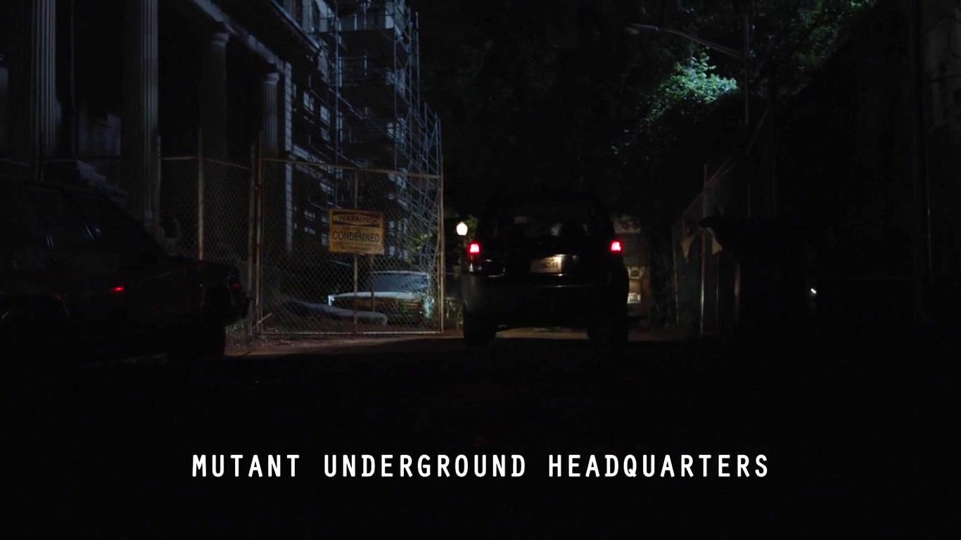 Mutant Underground Headquarters