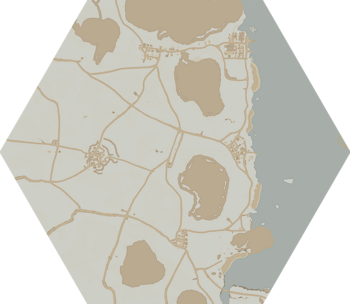 A map of Weathered Expanse.