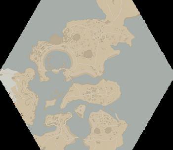 A map of Godscrofts.