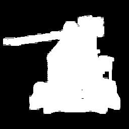 The Flak Gun's in-game icon.