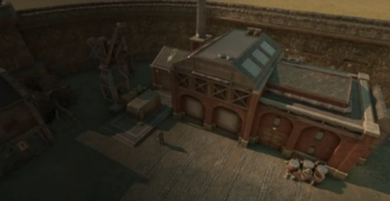 A screenshot of the Mass Production Factory.