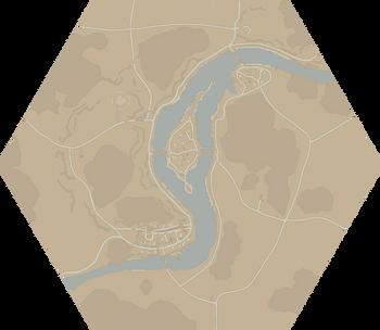 A map of Kalokai.