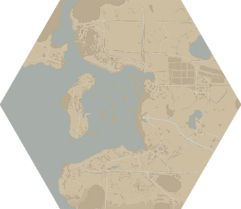 A map of Westgate.