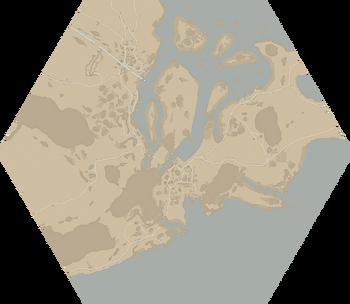 A map of Allod's Bight.