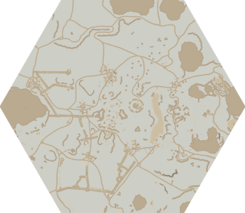 A map of Reaching Trail.