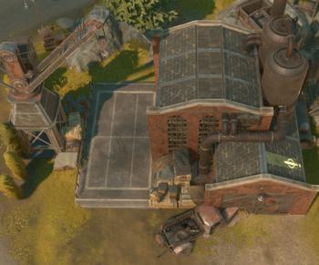 A screenshot of a Refinery.
