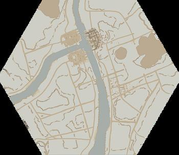 A map of Callum's Cape.