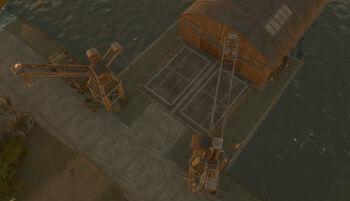 A screenshot of a Seaport.