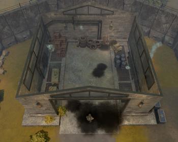 A screenshot of a Garage.