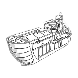 The White Whale's in-game icon.