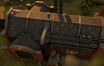 A screenshot of a factory.