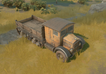 This vehicle's in-game icon.