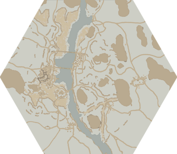 A map of Viper Pit.
