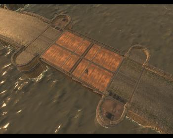 A screenshot of a Double Bridge.