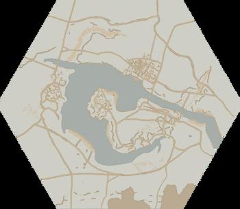 A map of Basic Sionnach.
