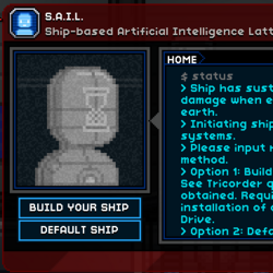 Build Your Own Ship
